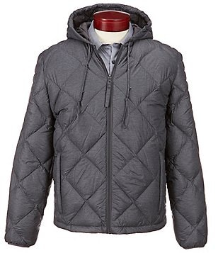 Marc New York Andrew Marc Appleton Packable Down Quilted Hipster Jacket