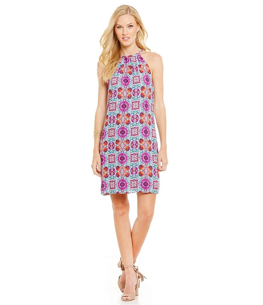 Cremieux Harlow Floral Shift Dress
