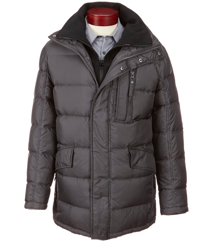 Marc New York Andrew Marc Down Parka Jacket