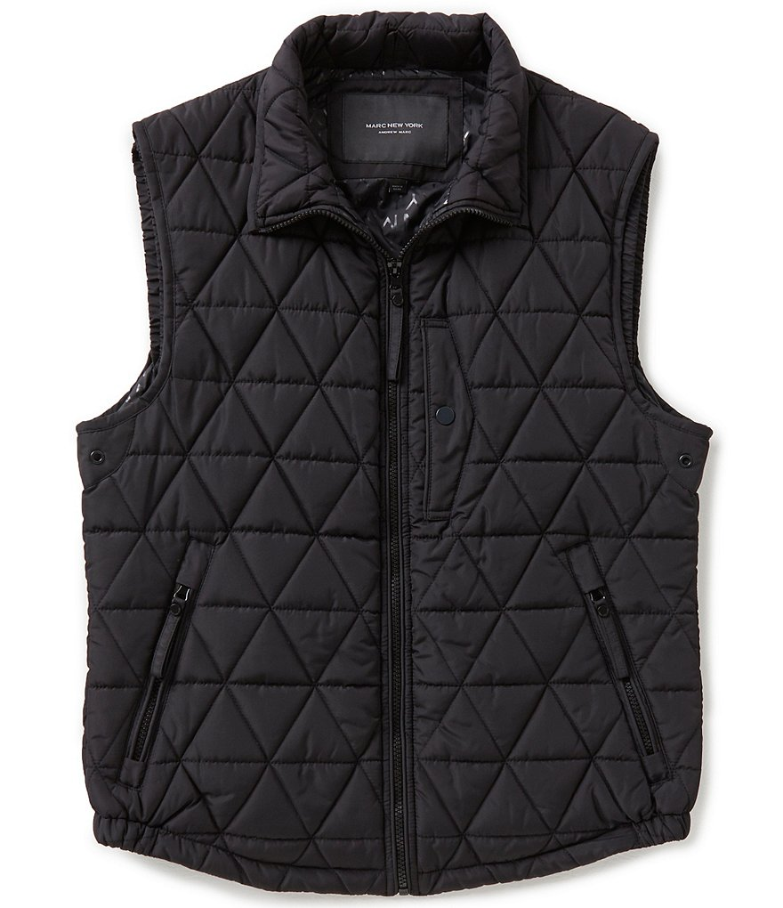 Marc New York Andrew Marc Fitch Quilted Vest