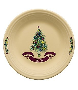 Fiesta Christmas Tree 2016 Collector´s Plate