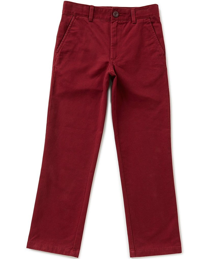 Class Club Big Boys 8-20 Twill Pants