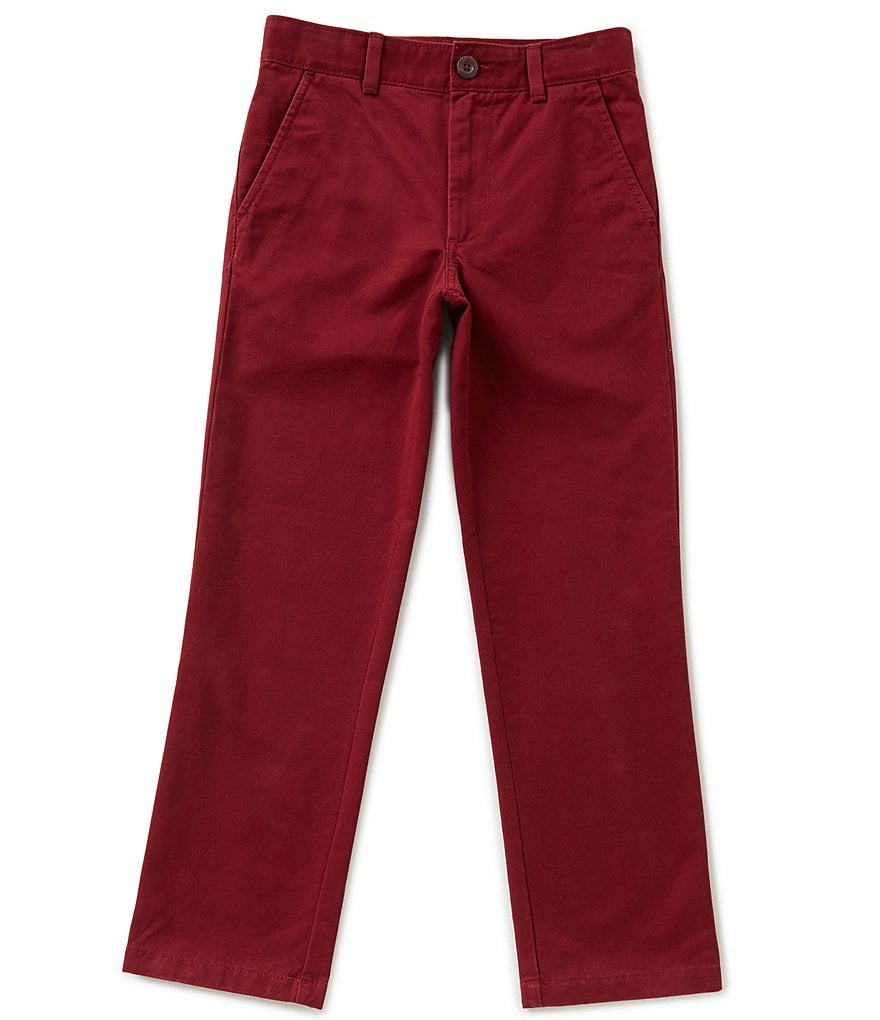 Class Club Little Boys 2T-7 Twill Pants