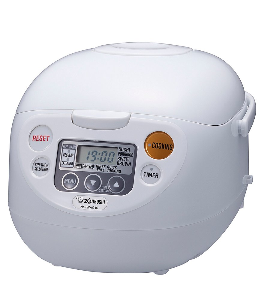 Zojirushi Micom 5.5-Quart Rice Cooker & Warmer