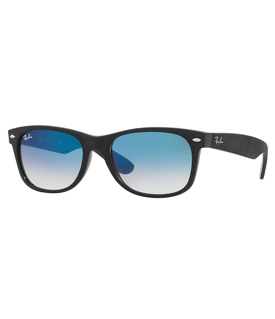 Ray-Ban Gradient Oversized Wayfarer Sunglasses