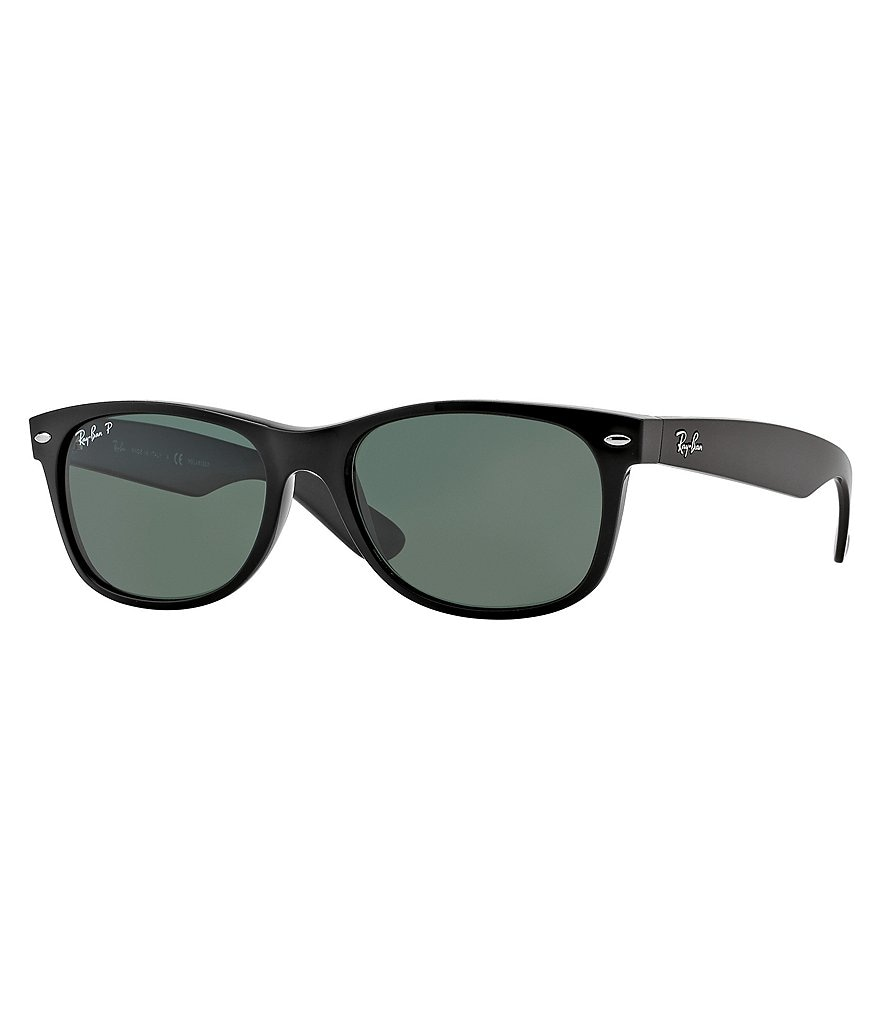 Ray-Ban Polarized Oversized Wayfarer Sunglasses