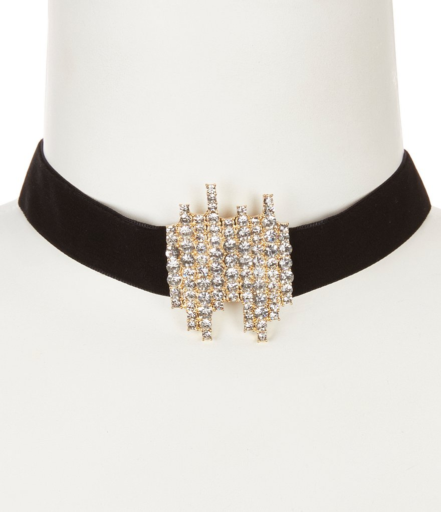 Anna & Ava Bella Choker Necklace