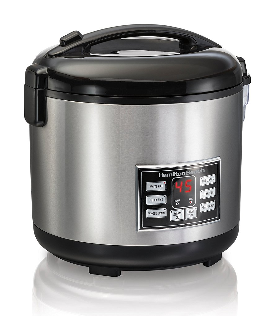 Hamilton Beach Digital Rice Cooker