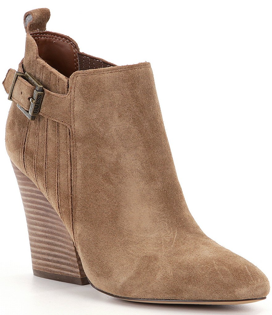Guess Nicolo Booties