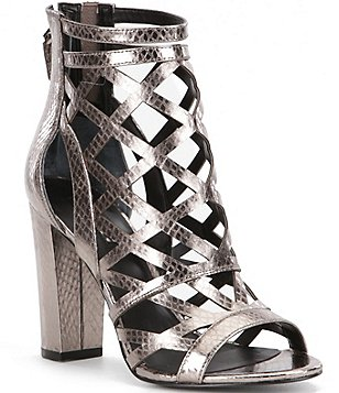 Guess Eriel2 Caged Dress Sandals