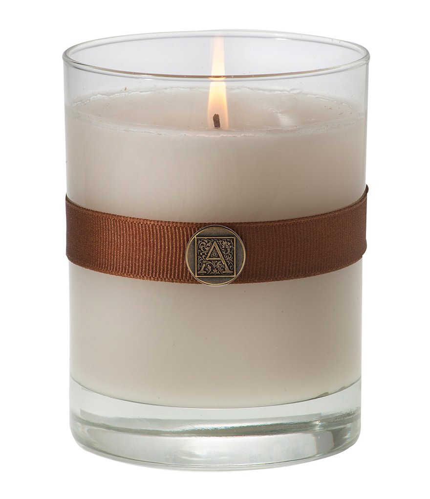 Aromatique Southern Persimmon Glass Candle