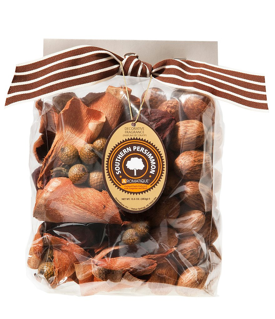 Aromatique Southern Persimmon Decorative Fragrance Pocketbook Bag