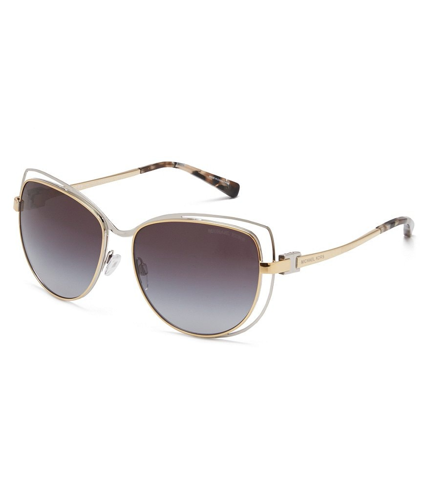 Michael Kors Audrina I Gradient Cat-Eye Sunglasses