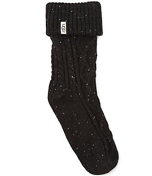 UGG® Sienna Short Rainboot Socks