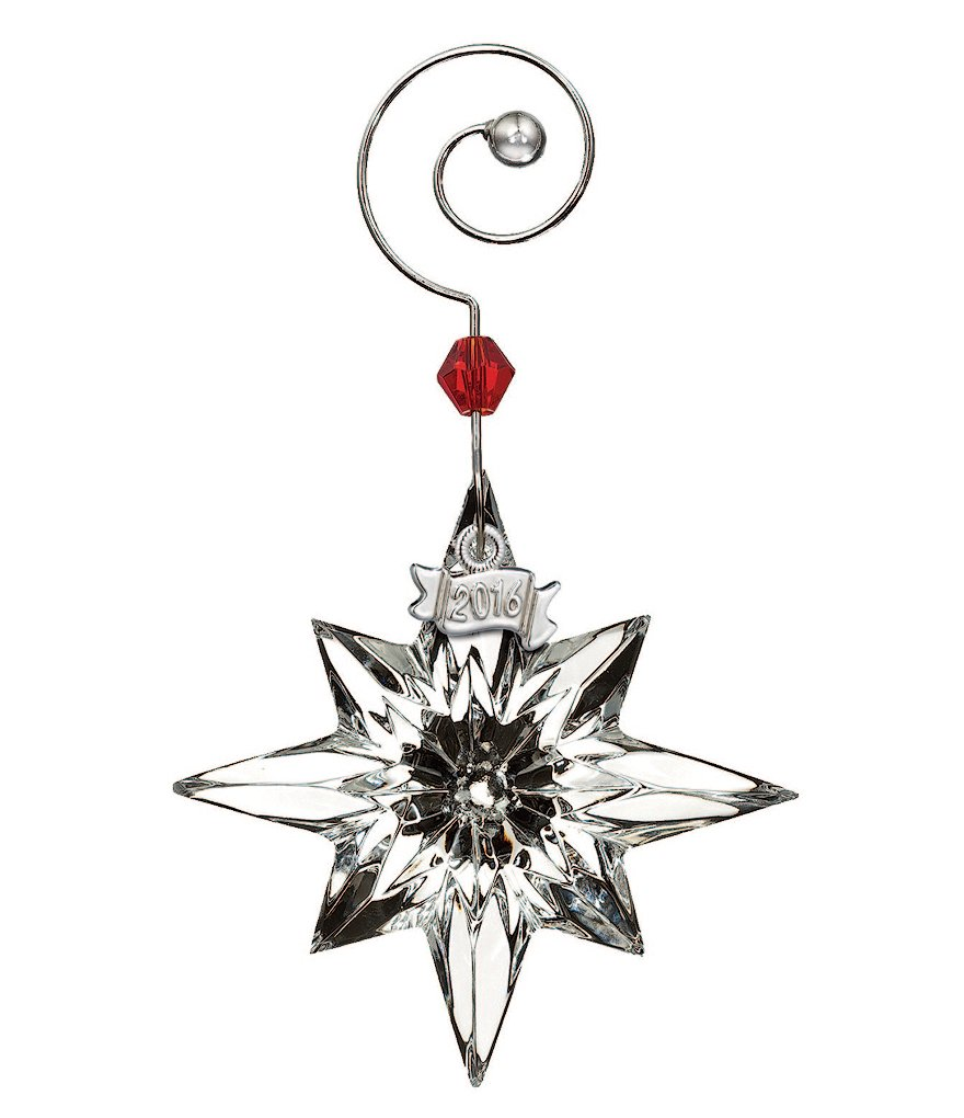 Waterford Crystal 2016 Mini Star Ornament