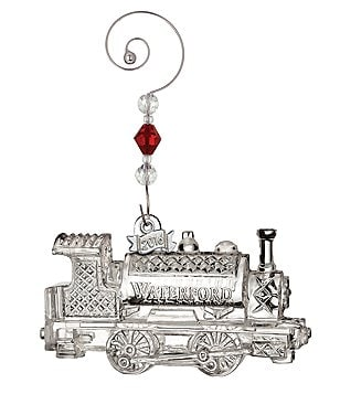 Waterford Crystal 2016 Train Engine Ornament