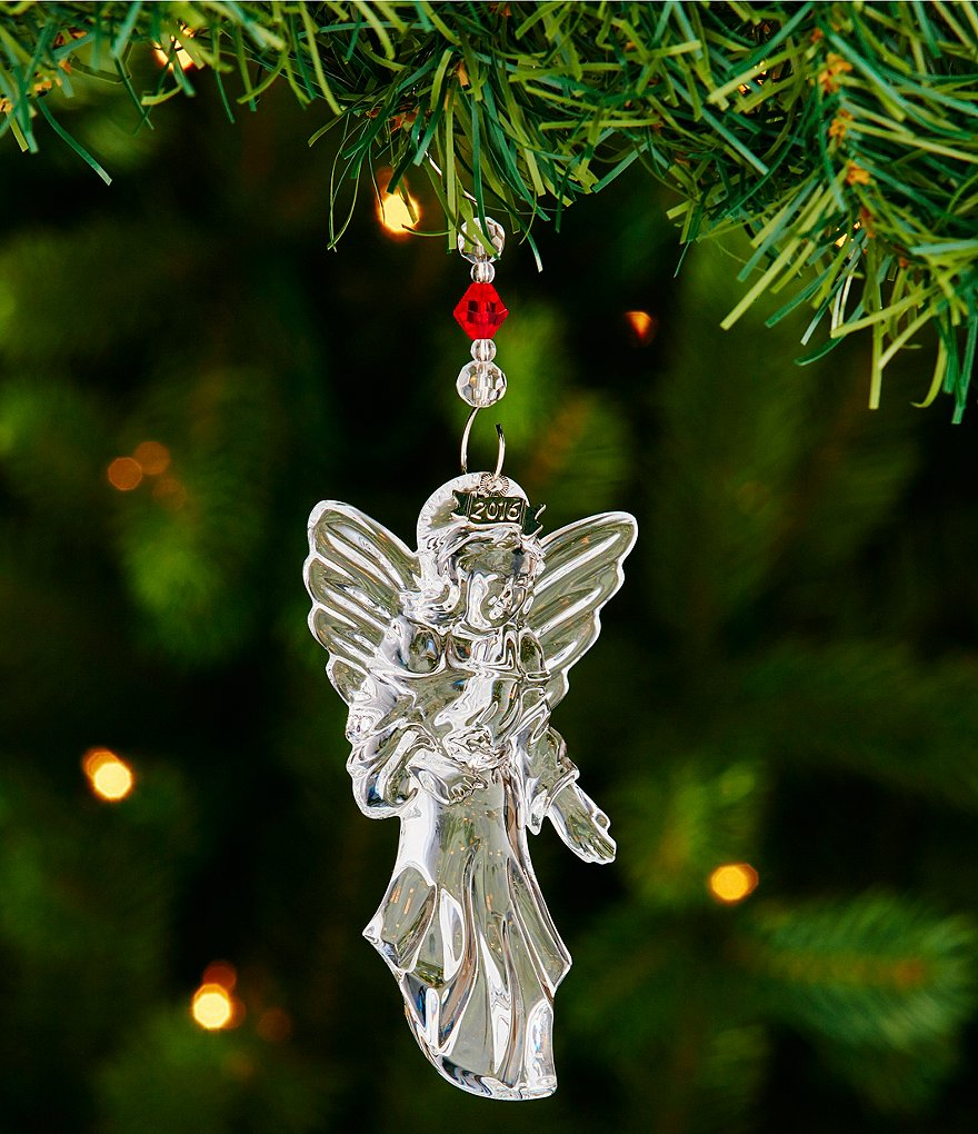 Waterford Crystal 2016 Annual Angel Ornament