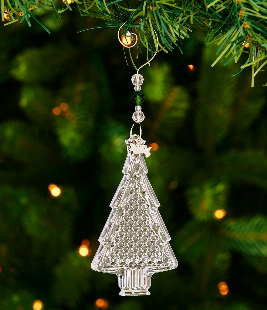 Waterford Crystal 2016 Annual Christmas Tree Ornament