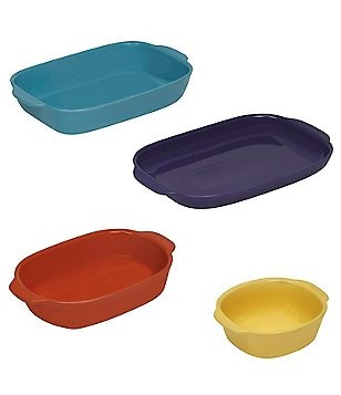 CorningWare 4-Piece Bakeware Set
