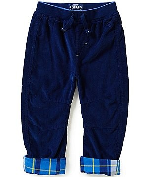 Joules Baby/Little Boys 12 Months-3T Cuff-Detail Pants