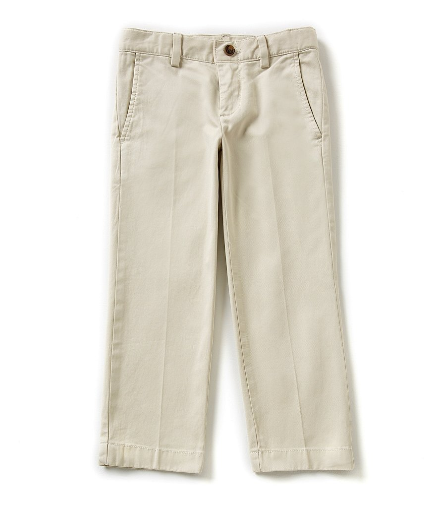Brooks Brothers Little/Big Boys Straight Leg 4-20 Chino Pants