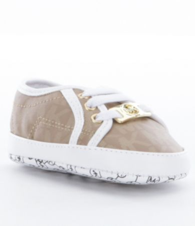 MICHAEL Michael Kors Girls´ Baby Borium Sneaker Crib Shoes