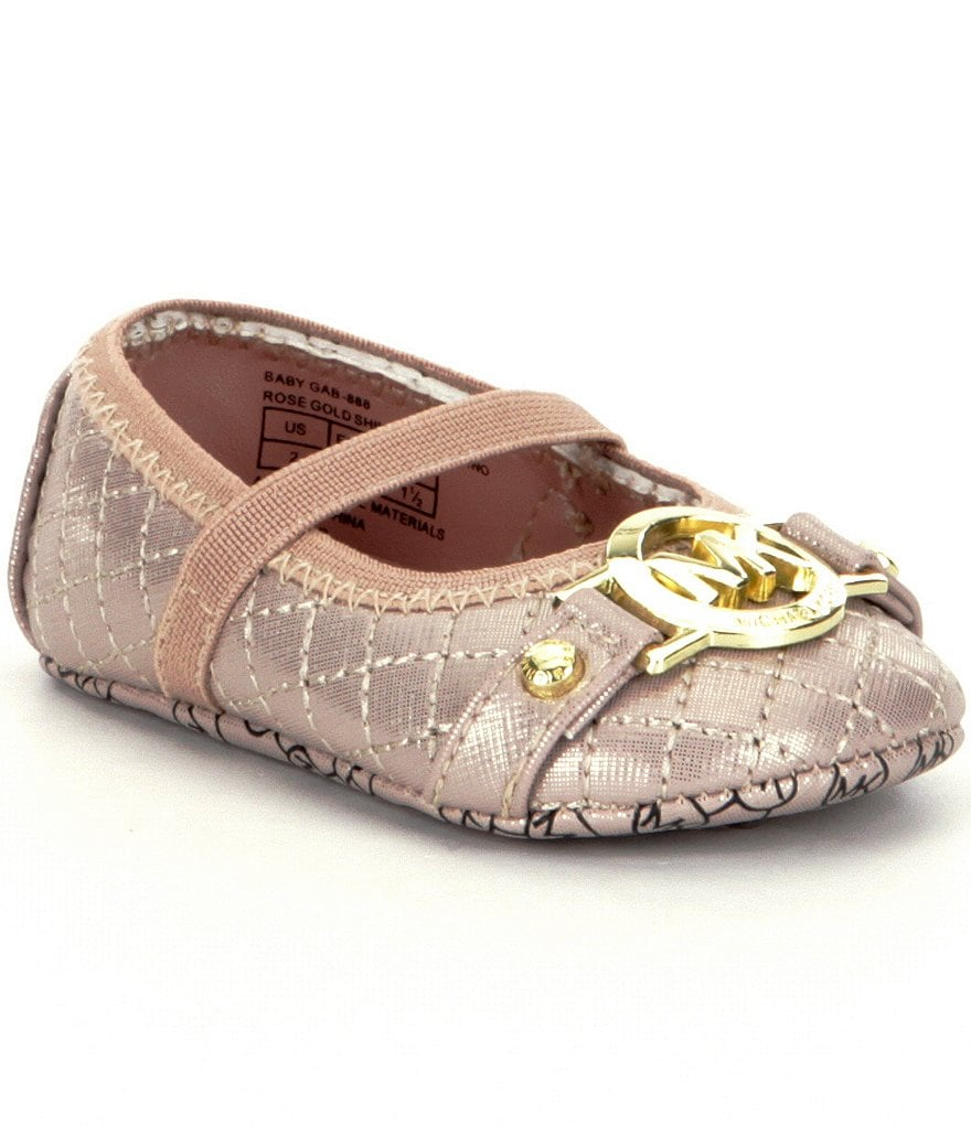 MICHAEL Michael Kors Girls´ Baby Gab Crib Shoes
