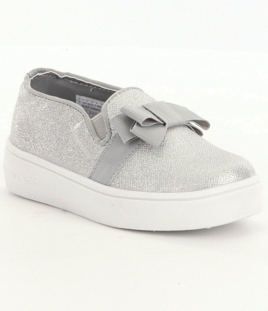 MICHAEL Michael Kors Girls´ Ivy Besy-T Slip-On Sneakers