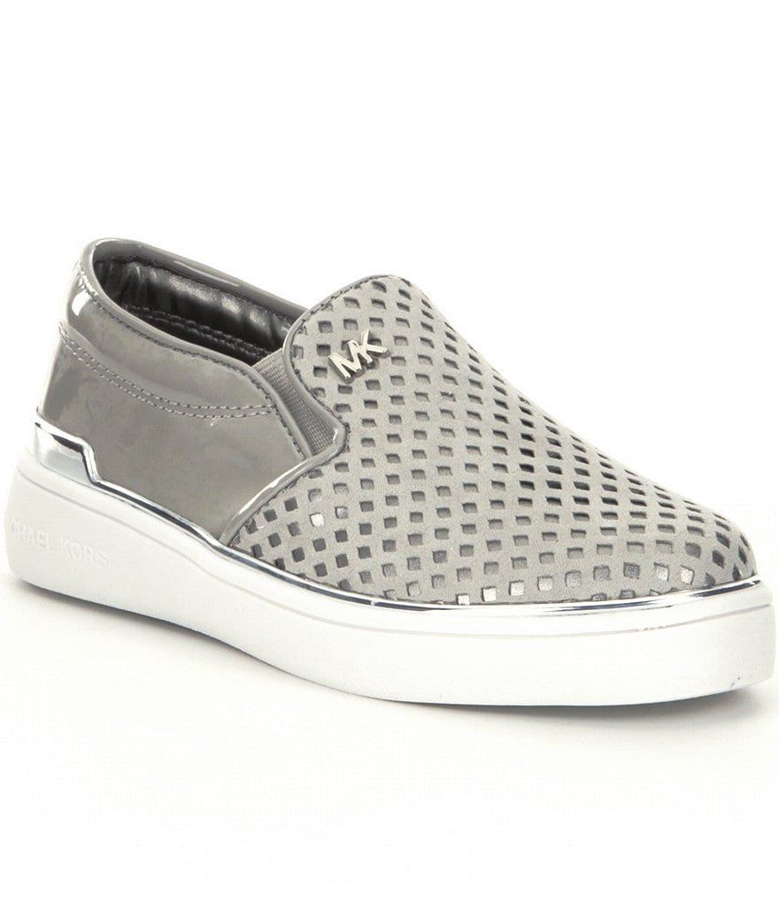 MICHAEL Michael Kors Girls´ Ivy Bret Slip-On Sneakers