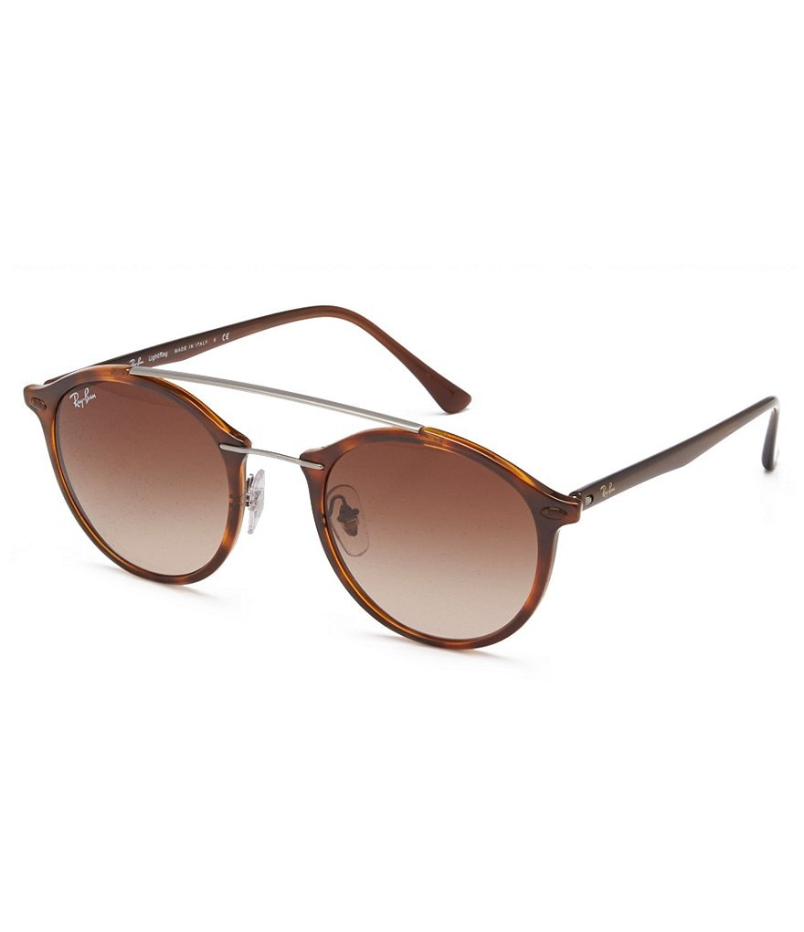 Ray-Ban Techlite Gatsby Round Gradient Sunglasses