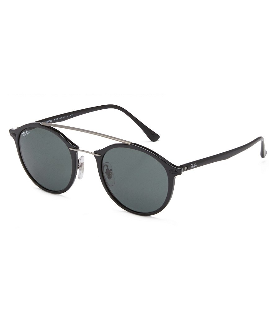Ray-Ban Techlite Gatsby Gradient Round Sunglasses