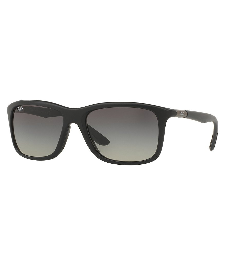Ray-Ban Gradient Techlite Square Sunglasses