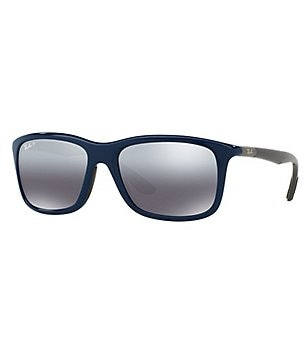 Ray-Ban Polarized Techlite Square Sunglasses