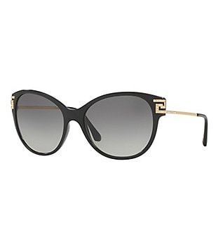 Versace Greca Rock Icons Gradient Cat-Eye Sunglasses