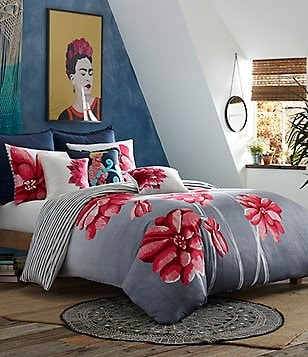 Blissliving HOME Mexico City Collection Frida Floral Duvet Mini Set