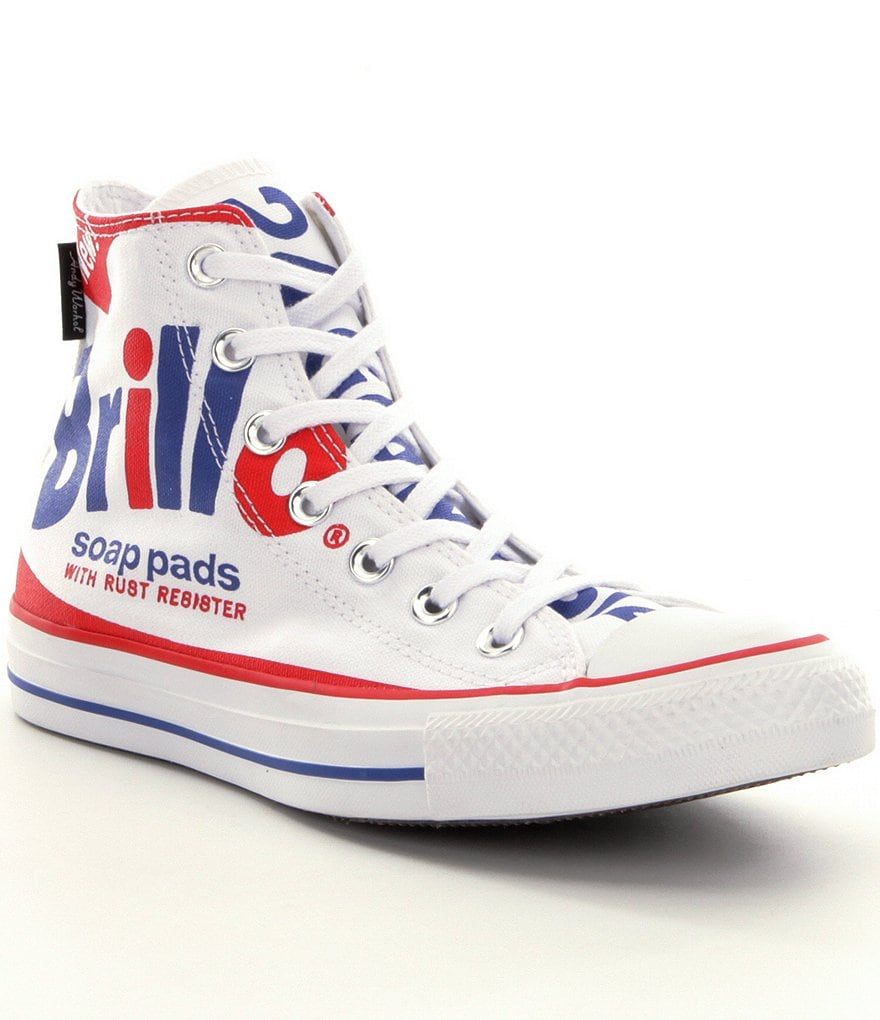Converse Women´s Chuck Taylor® All Star® Warhol Brillo High Top Sneakers