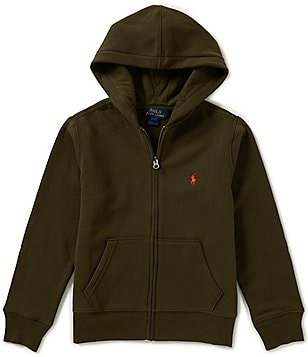 Ralph Lauren Childrenswear Big Boys 8-20 Fleece Hoodie