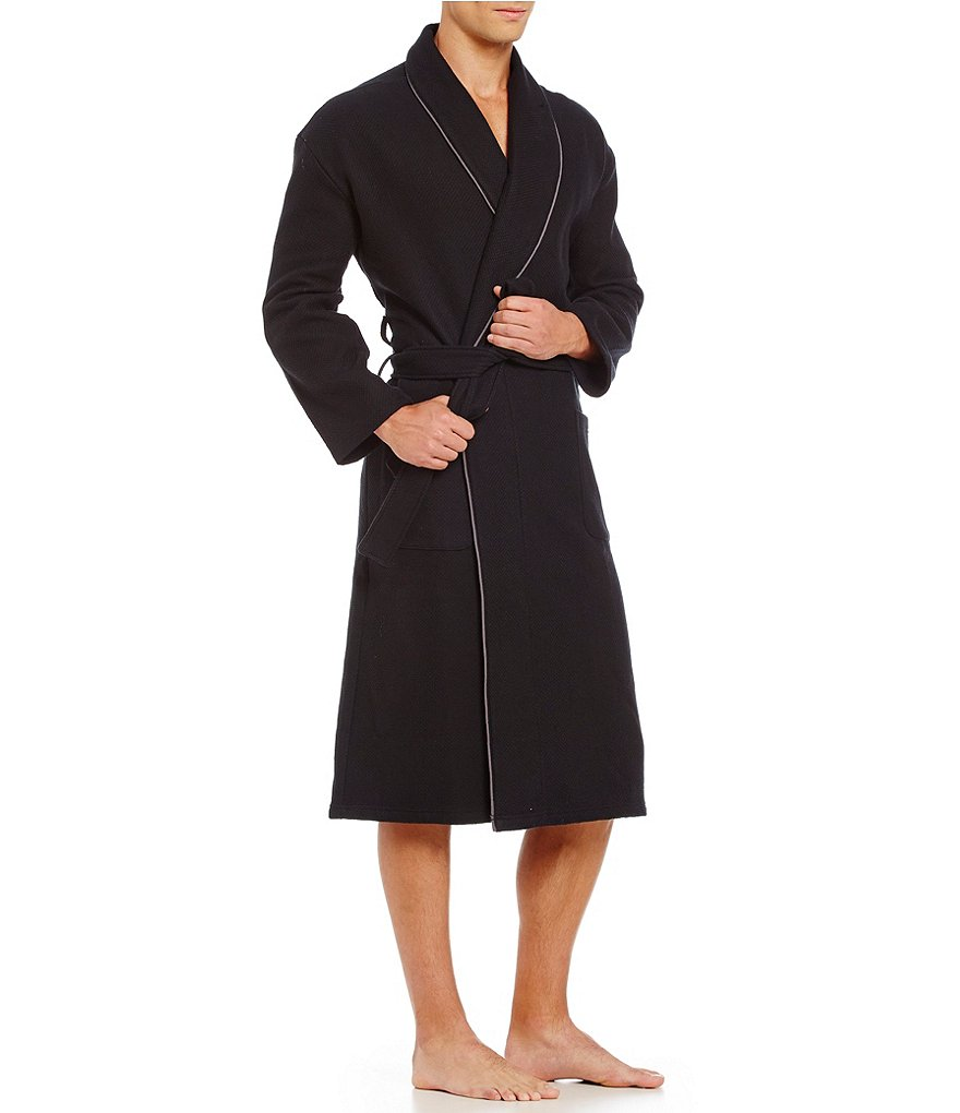 Cremieux Textured Robe