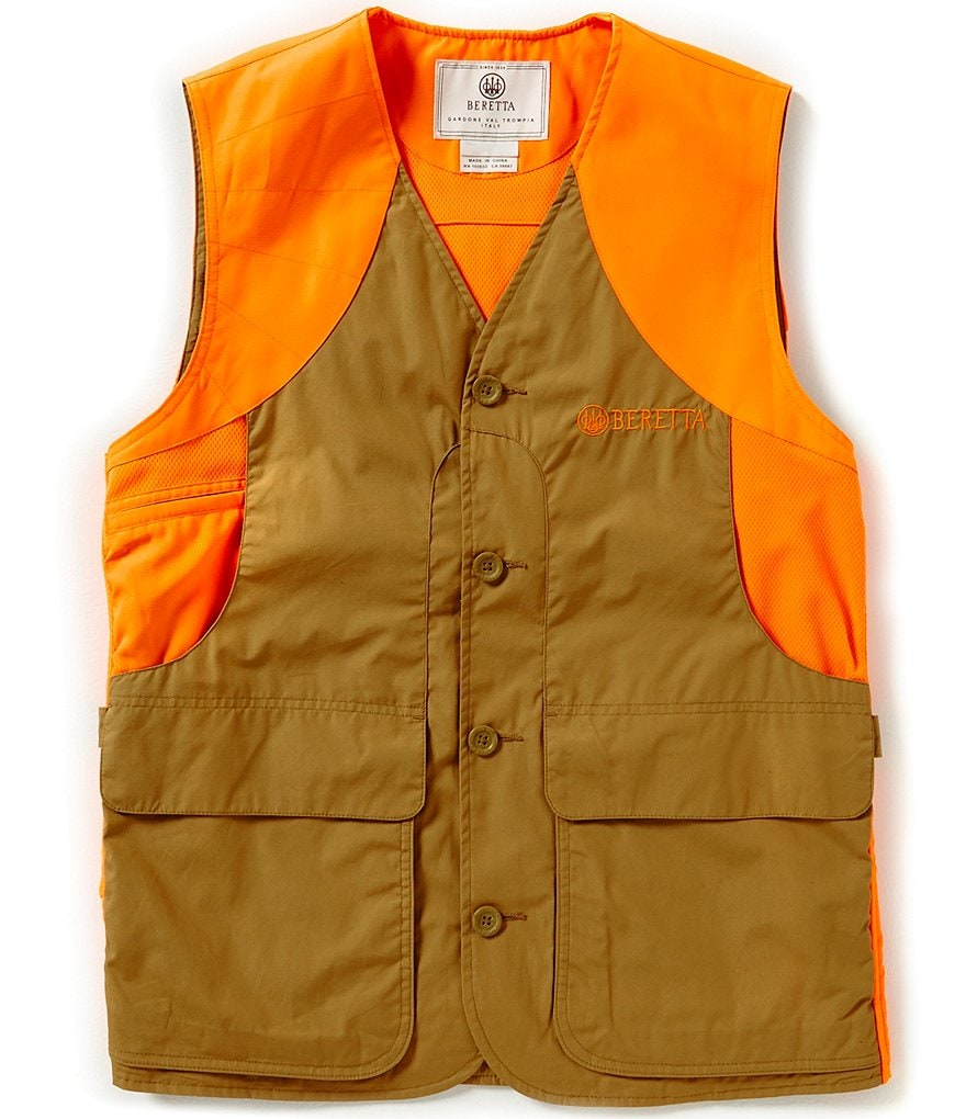 Beretta Upland Ultralight High-Visibility Vest