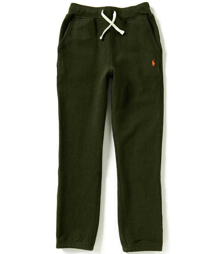 Ralph Lauren Childrenswear Big Boys 8-20 Fleece Pants