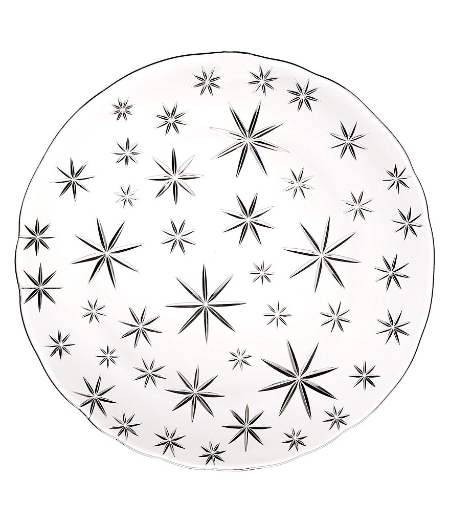 Marquis by Waterford Winter Star Plate
