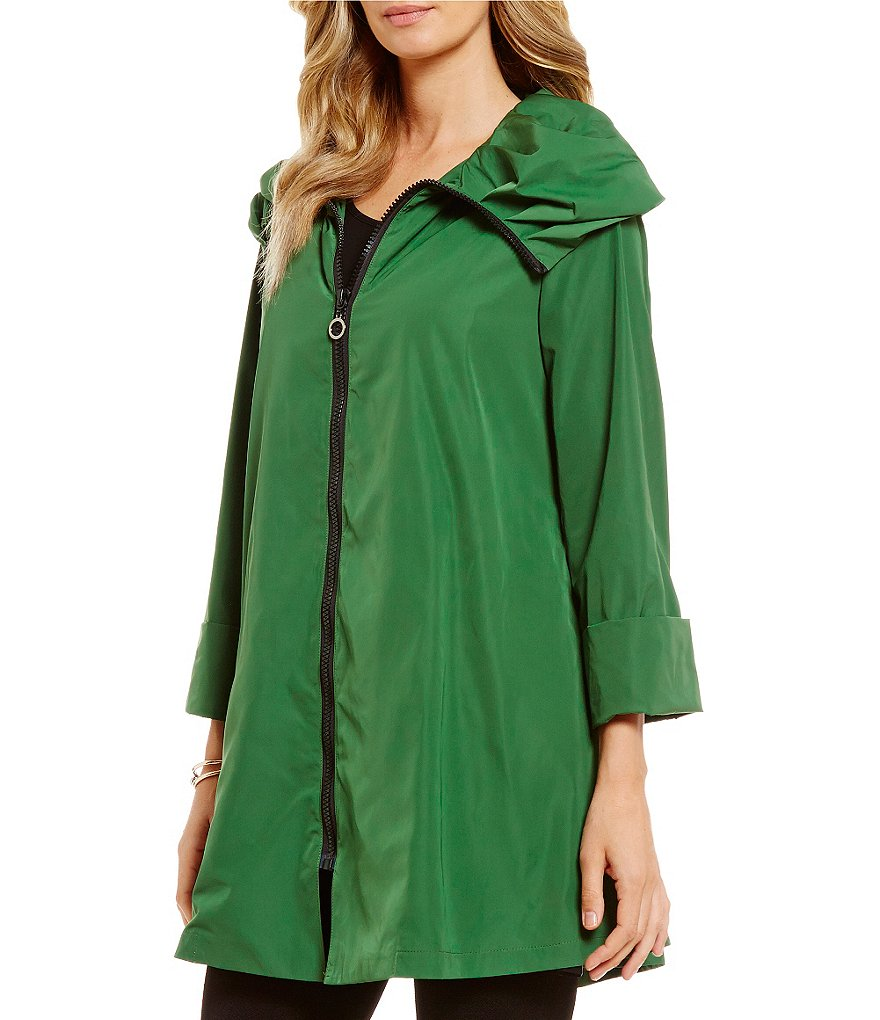 IC Collection Scrunch Raincoat