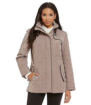 Women S Quilted Amp Puffer Coats Dillards