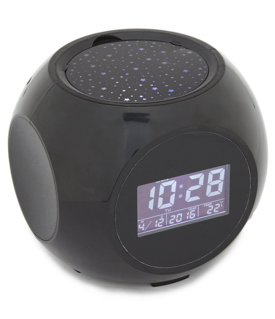 Echelon Star Projection Alarm Clock