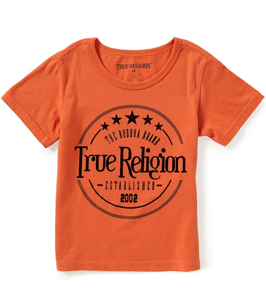 True Religion Little Boys 2T-7 True Los Angeles Graphic Short-Sleeve Tee