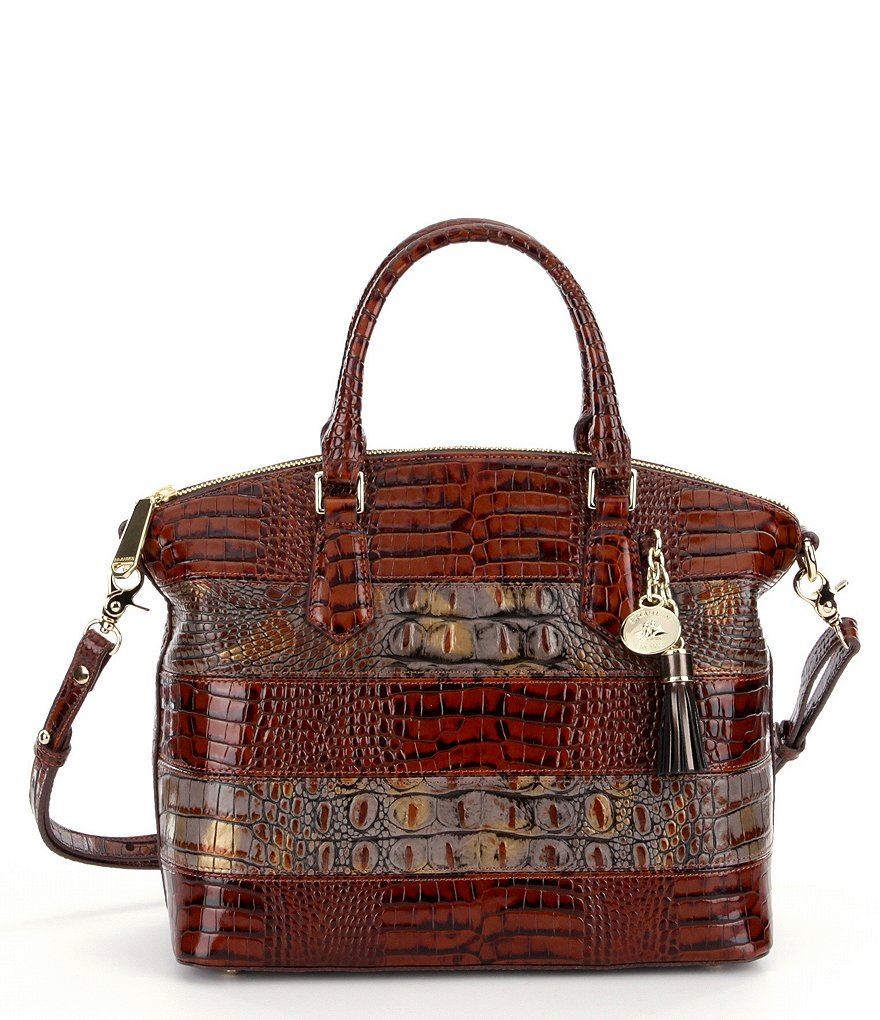 Brahmin Durham Collection Duxbury Satchel