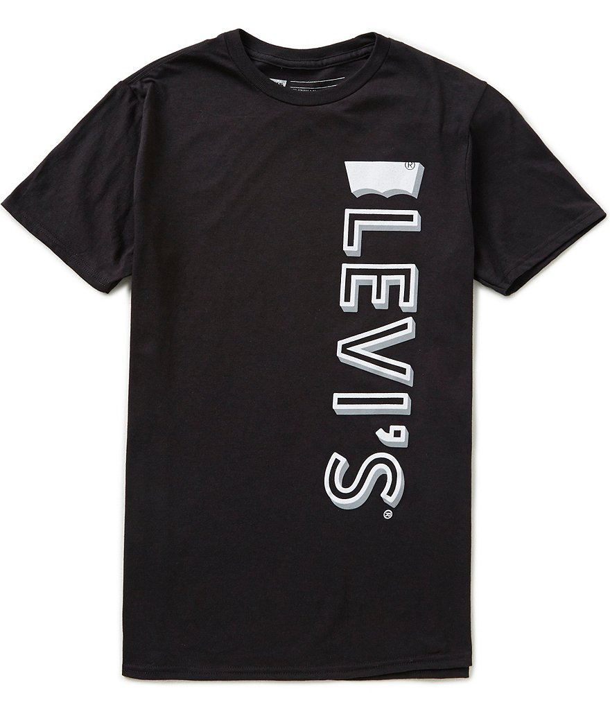 Levi´s® Short-Sleeve Screen Print Graphic Tee