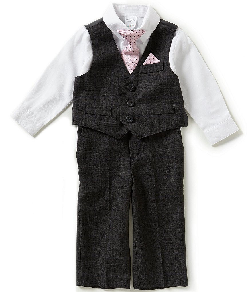 Starting Out Baby Boys 3-24 Months 3-Piece Vest Set