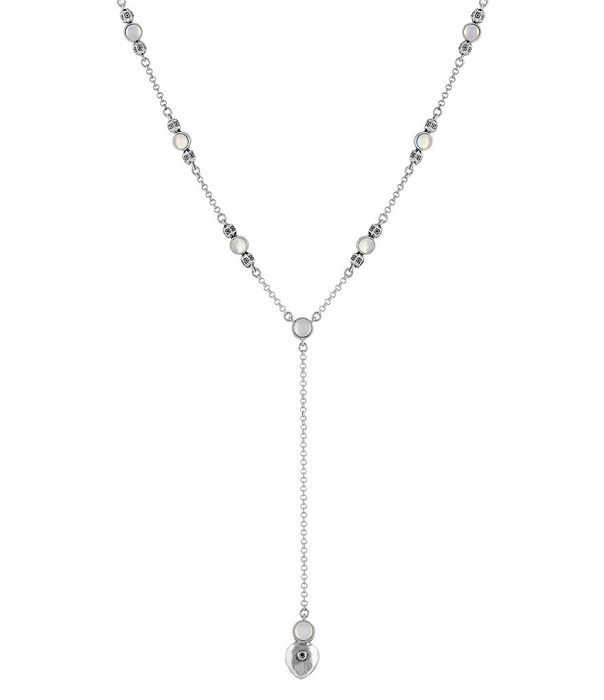 Lucky Brand Moonstone Y-Necklace