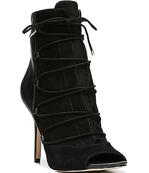 Sam Edelman Asher Peep-Toe Booties